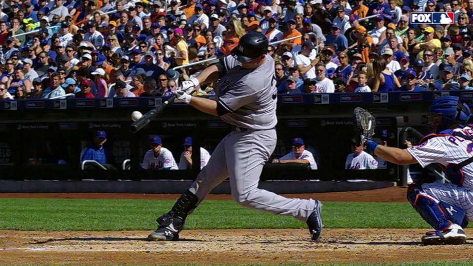 McCann's two-run homer