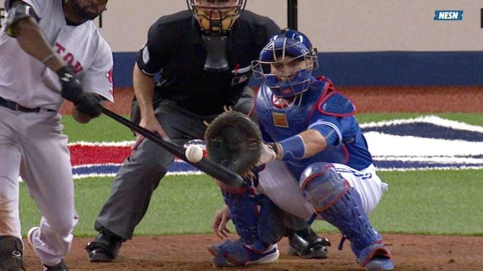 Bradley Jr.'s game-tying homer