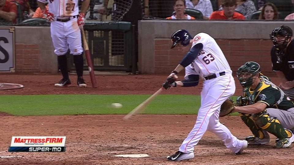 Duffy's pinch-hit RBI double