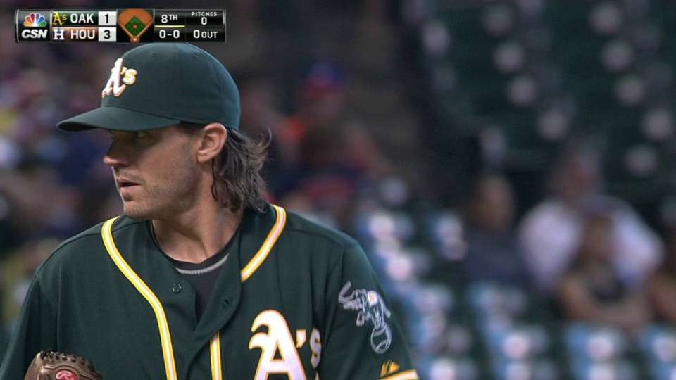 Zito enters the game