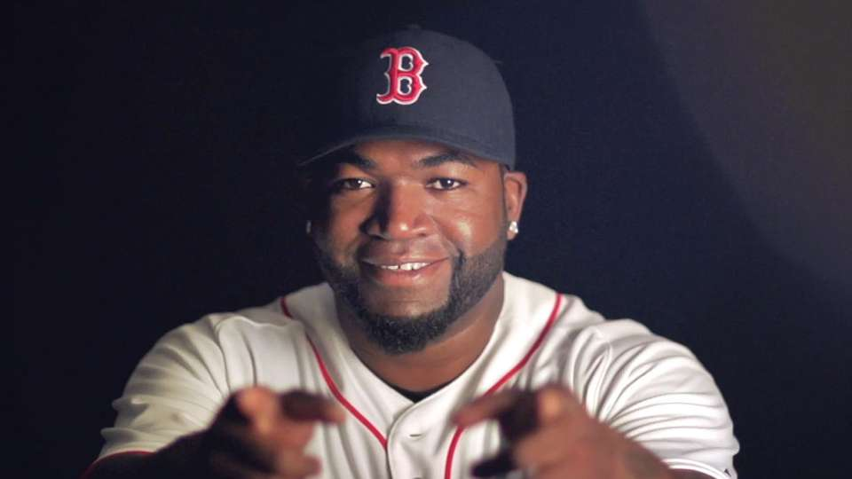 Ortiz's 500 home runs