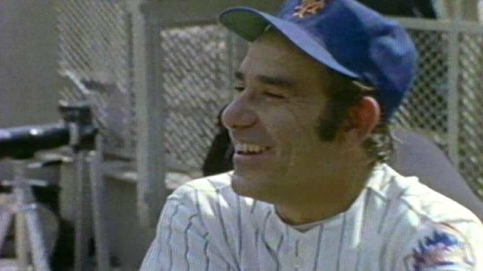 Mets remember Yogi Berra