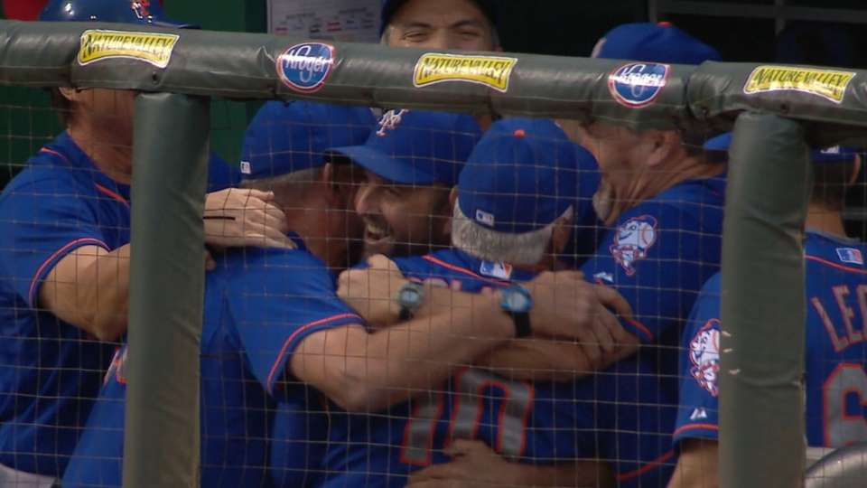 Must C: Mets clinch division