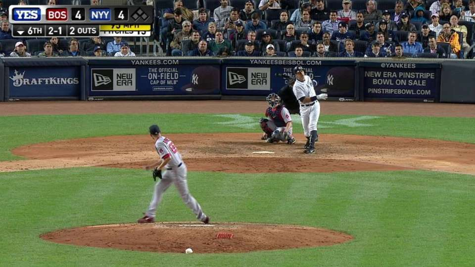 A-Rod's homer gives Yanks lead