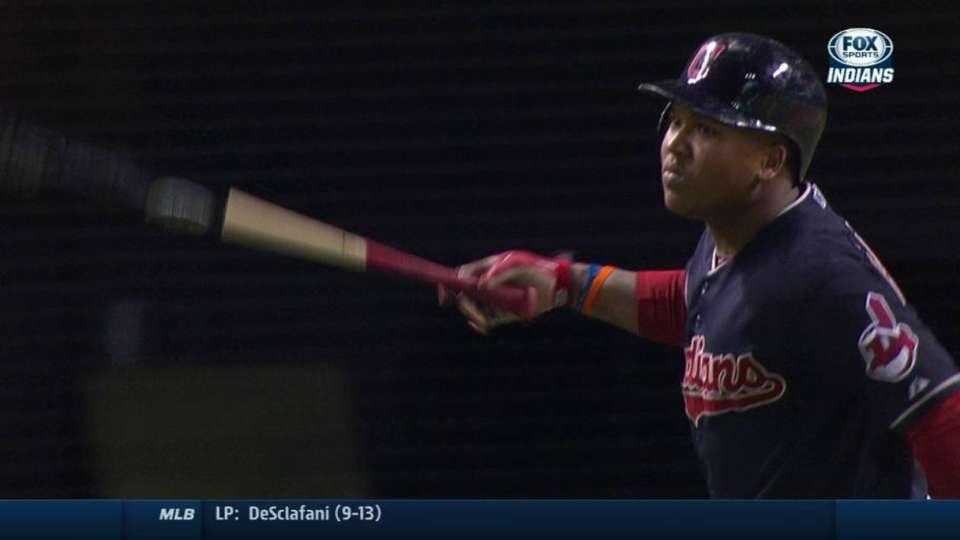 Ramirez's three-run blast