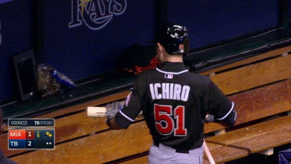 Ichiro's sacrifice fly