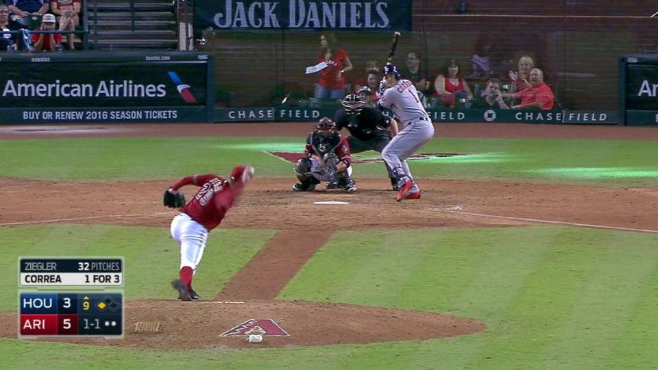 Ziegler earns the save