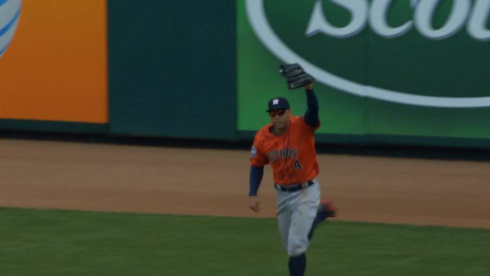 Must C: Springer robs grand slam