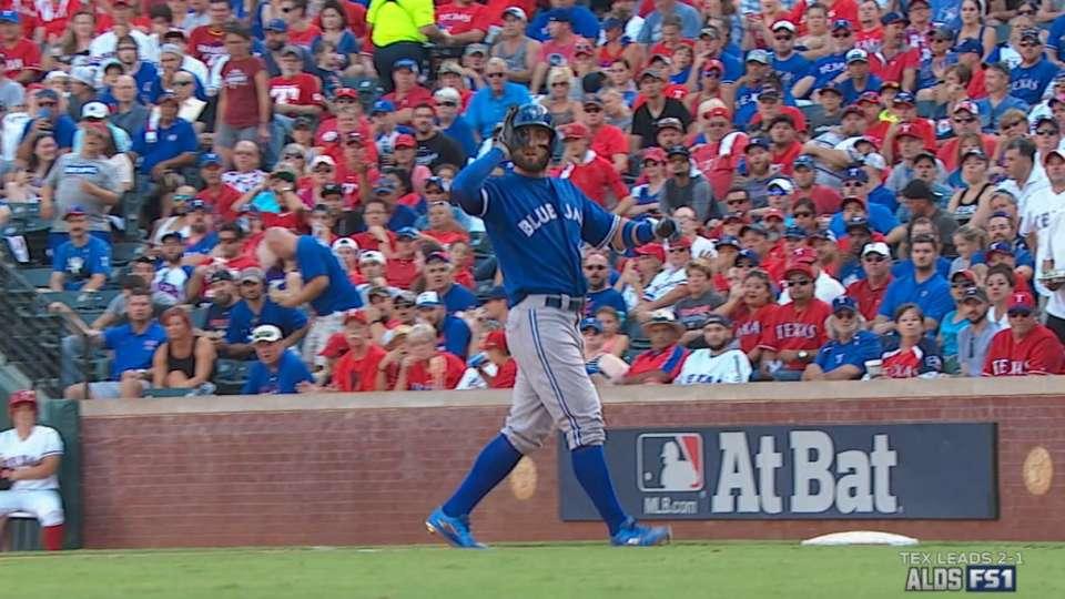 Pillar's three hits, three RBIs