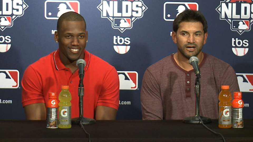 Soler on hot streak at the plate