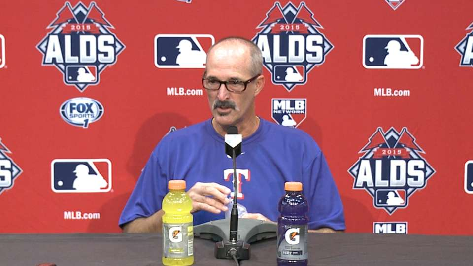 Maddux on Hamels' experience