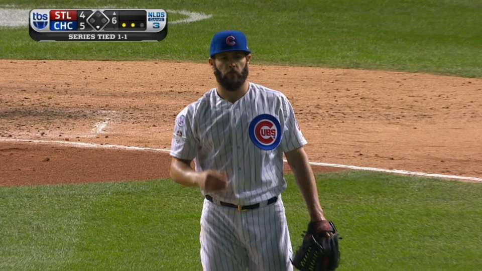 Power pitching duel in Game 2