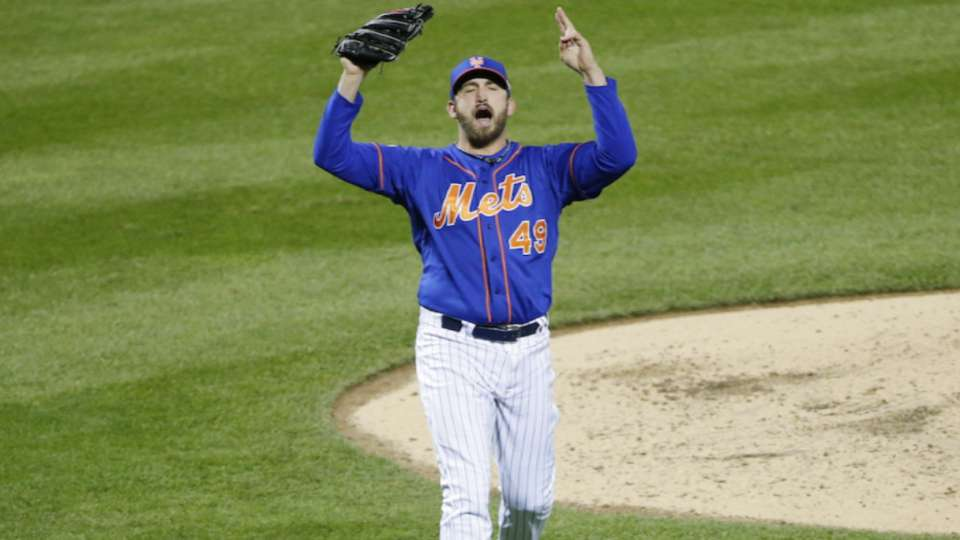 Collins on Mets' arsenal of arms