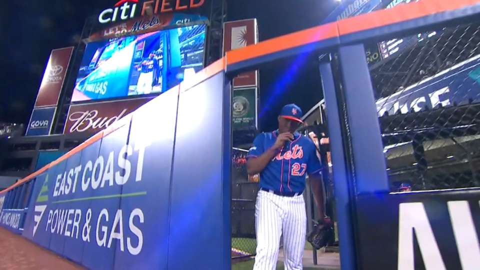 Mets bullpen continues to shine