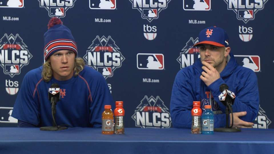 Mets on Game 2 victory