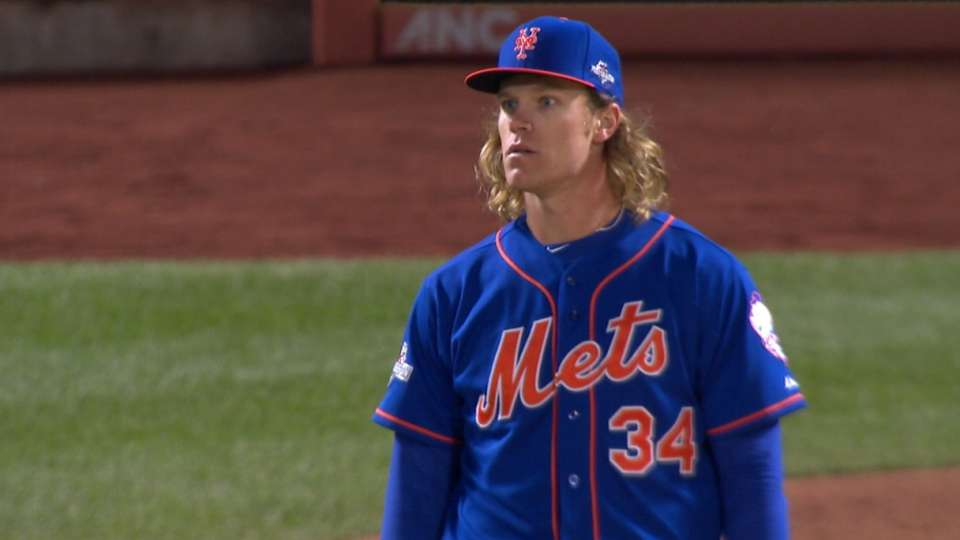 Mets on Syndergaard's outing