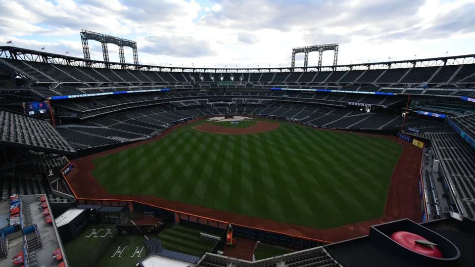 Mets NLCS Game 1 time-lapse