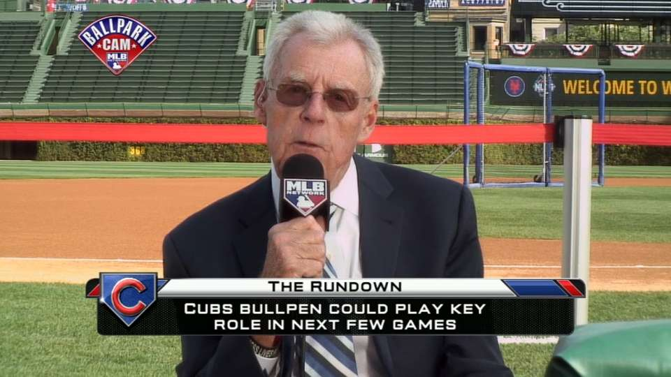Gammons on NLCS at Wrigley