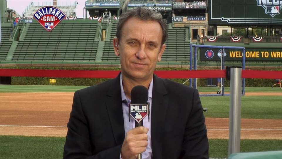 Sherman discusses the Cubs, Mets