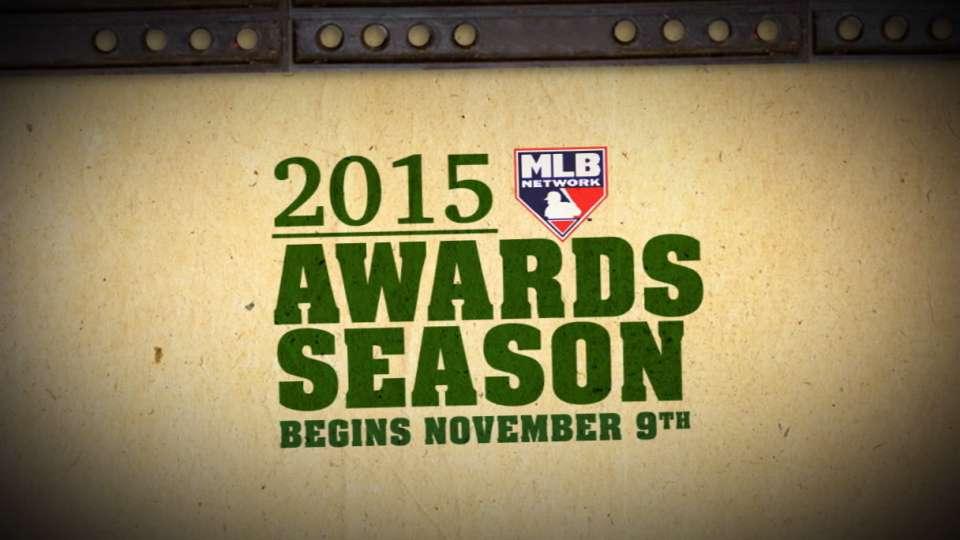 Awards Season on MLB Network