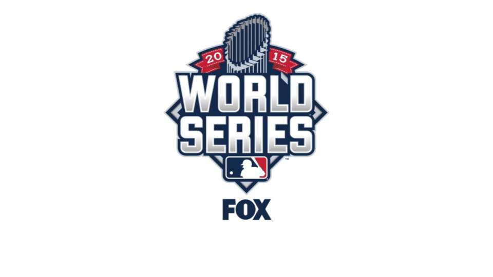 World Series begins October 27