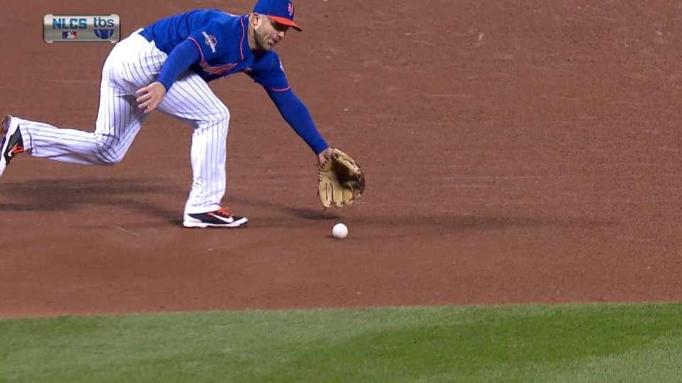 Wright's nice play