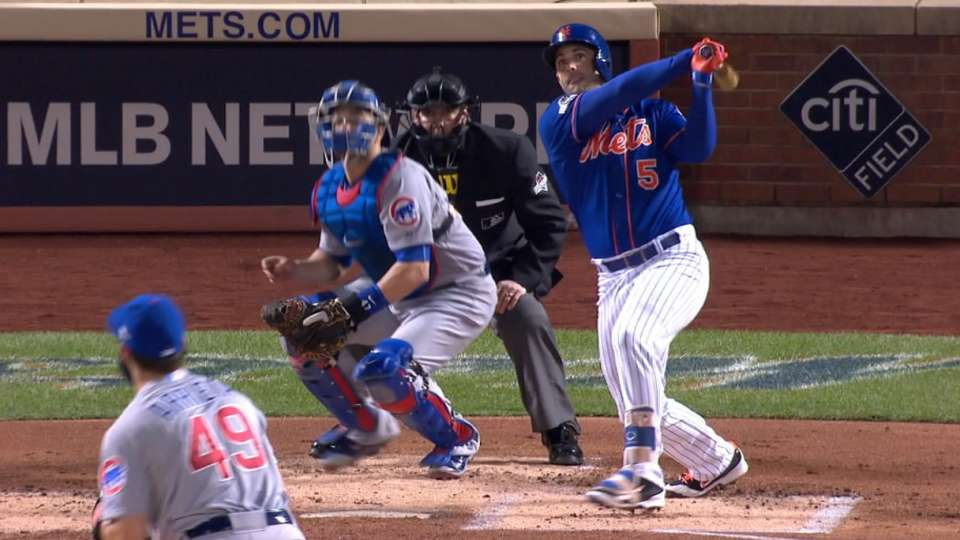 Wright's impact on the Mets