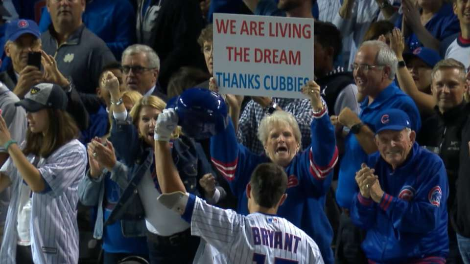 Cubs returning to Wrigley