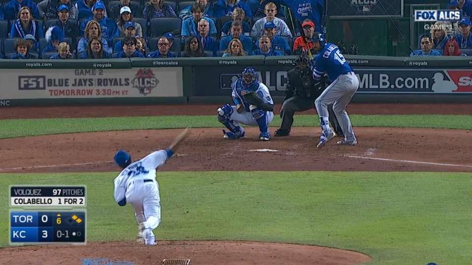 MLB Tonight: Royals pitching