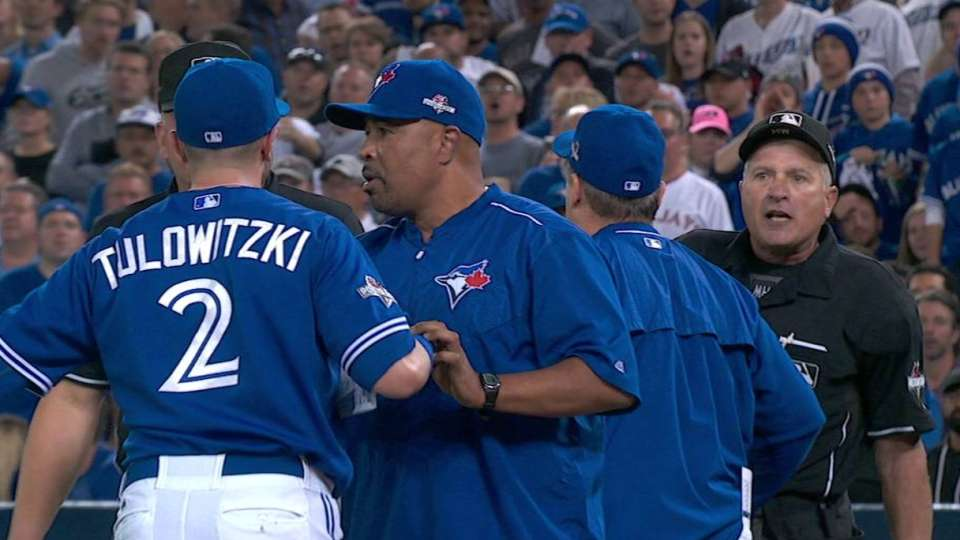 Tulo ejected from game