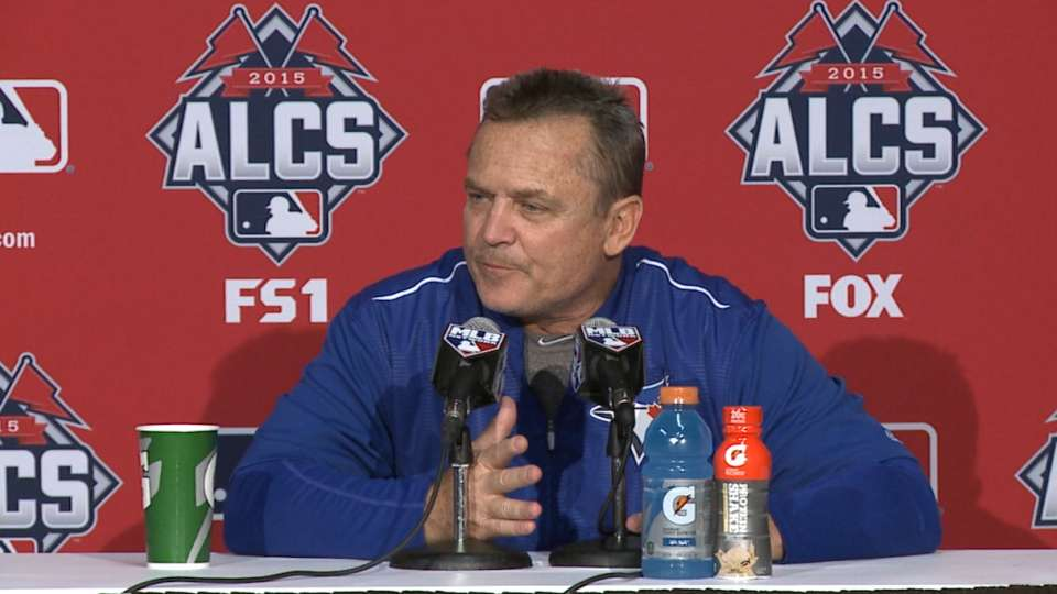 Gibbons on Game 3 win