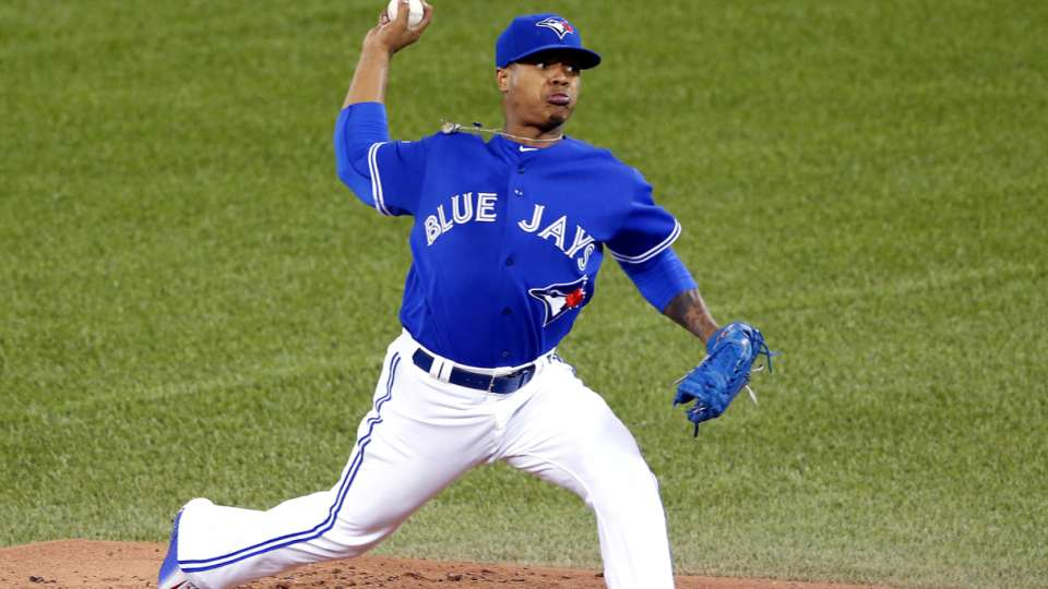 Stroman on confidence, win