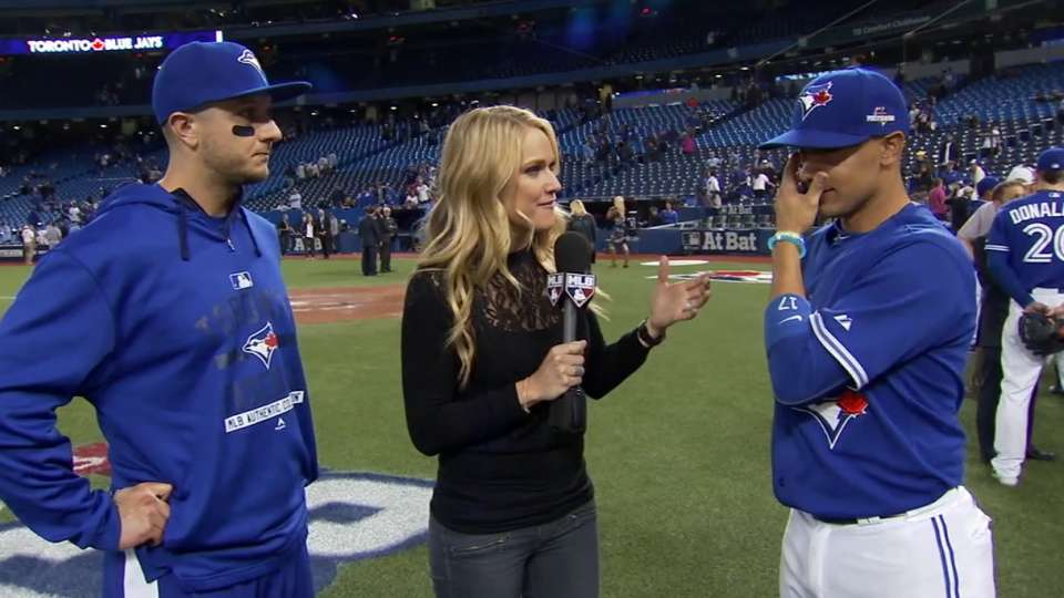 Tulo, Goins on Game 3 win