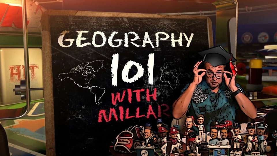 IT: Geography 101 with Millar
