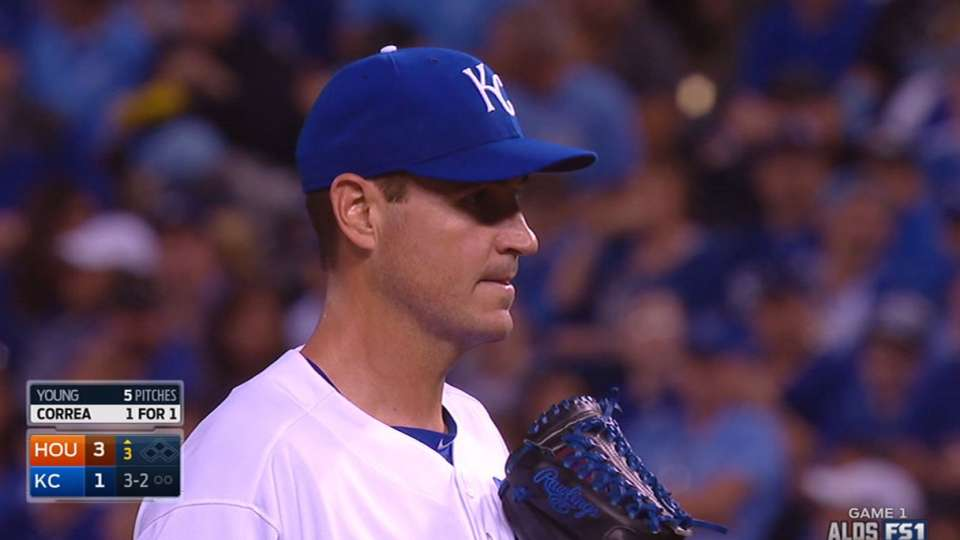 MLB Tonight: Chris Young