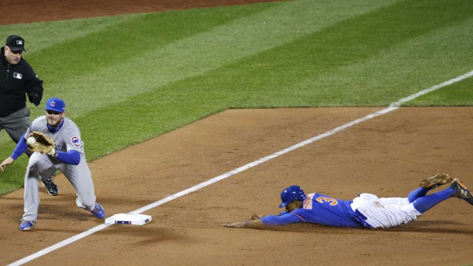 Collins on the Mets' baserunning