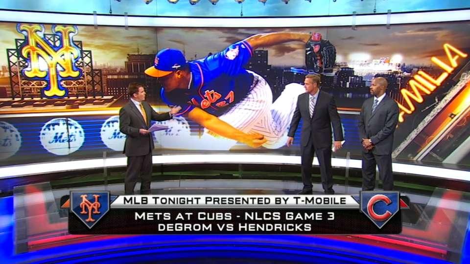 MLB Tonight: Jeurys Familia
