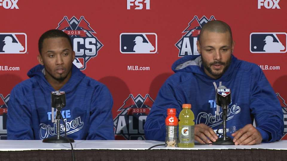 Royals on taking 3-1 ALCS lead