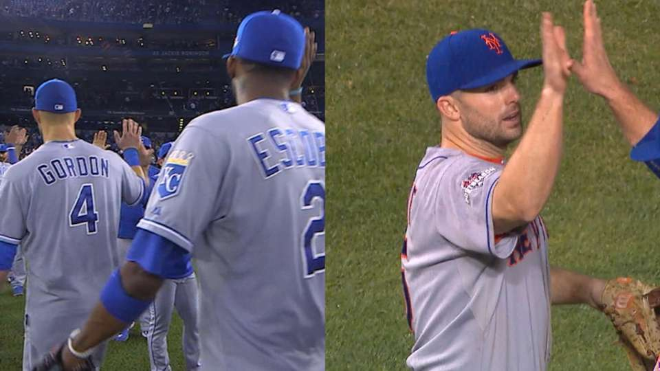Royals, Mets on verge of the WS