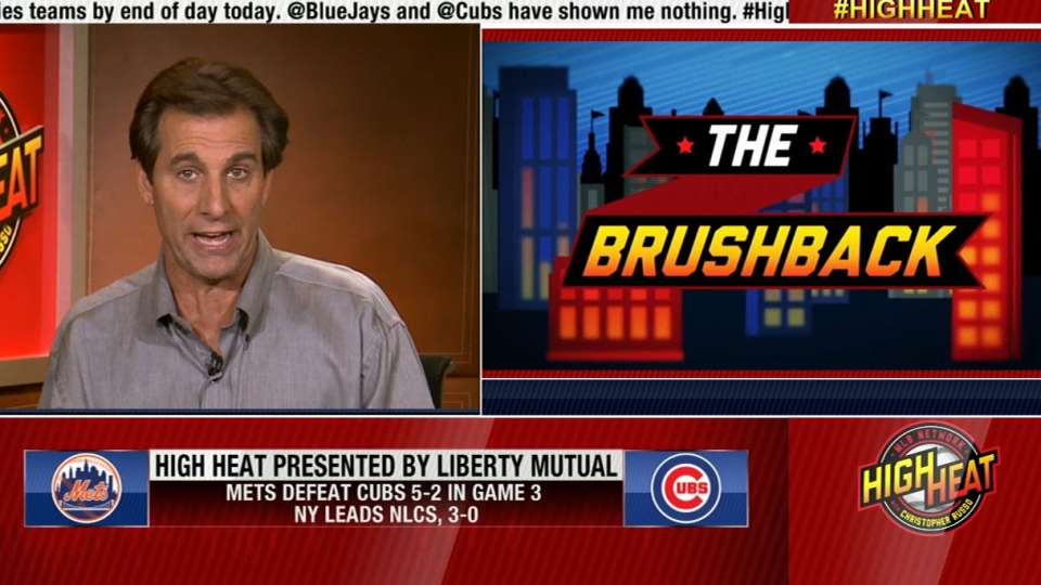 Russo on Cubs' struggles in NLCS