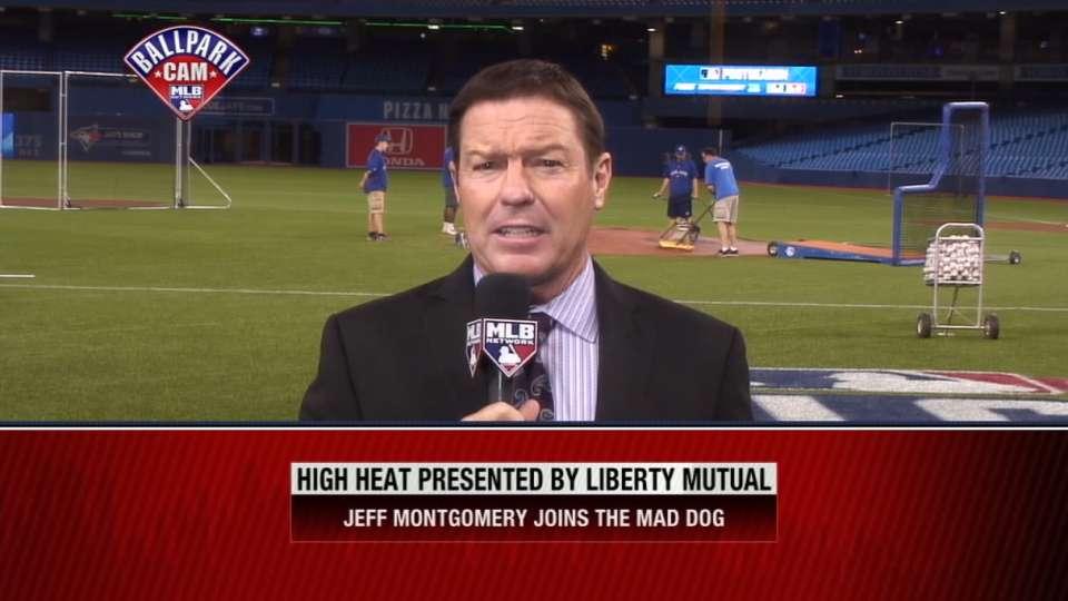 Jeff Montgomery on ALCS, Game 5