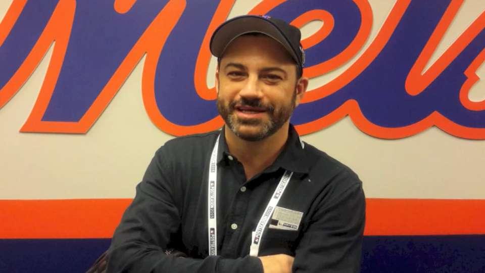 Talking Mets with Jimmy Kimmel