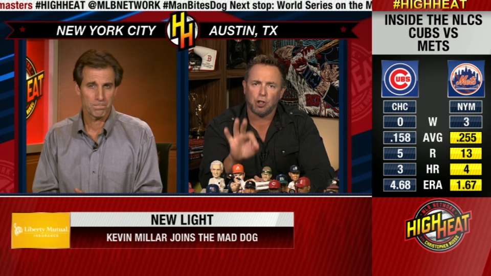 Millar talks NLCS with Mad Dog