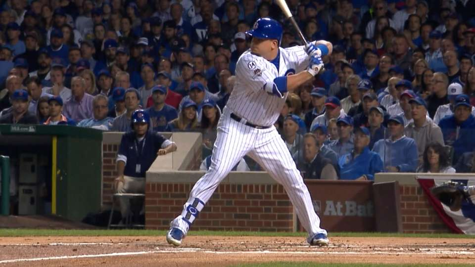 Schwarber's record-setting power