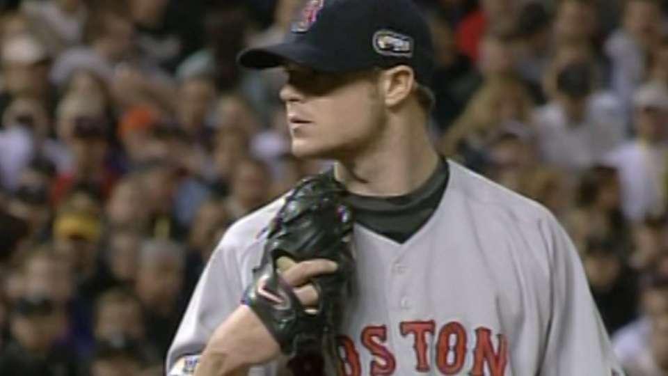 Lester on 2007 World Series