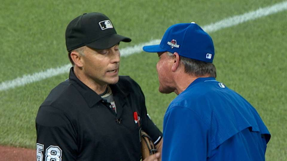 Yost on umpire discussion
