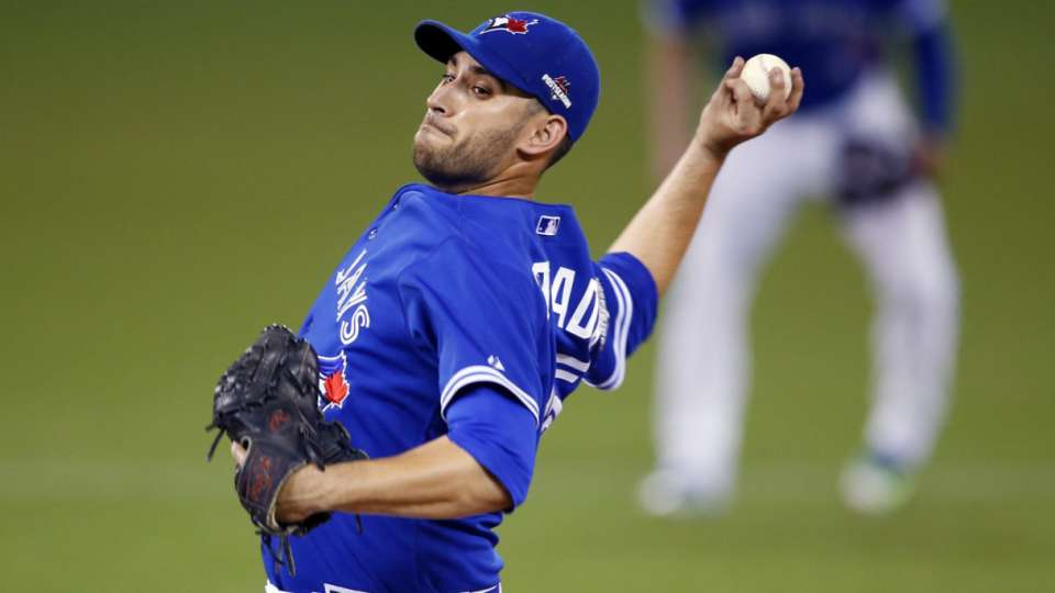 Blue Jays on Estrada's ALCS gem