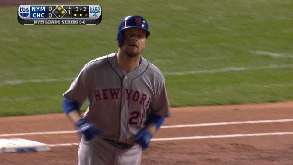 Duda's five-RBI game