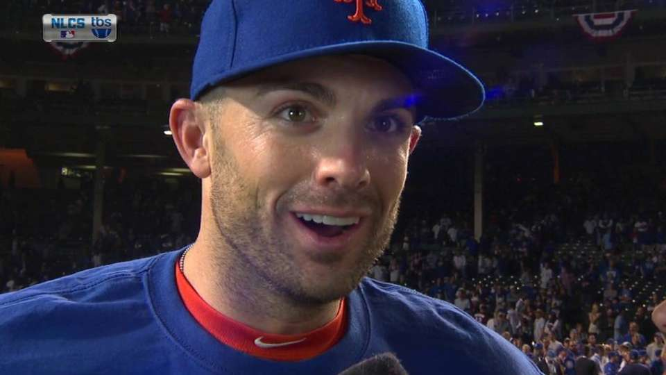 Wright thrilled to advance to WS