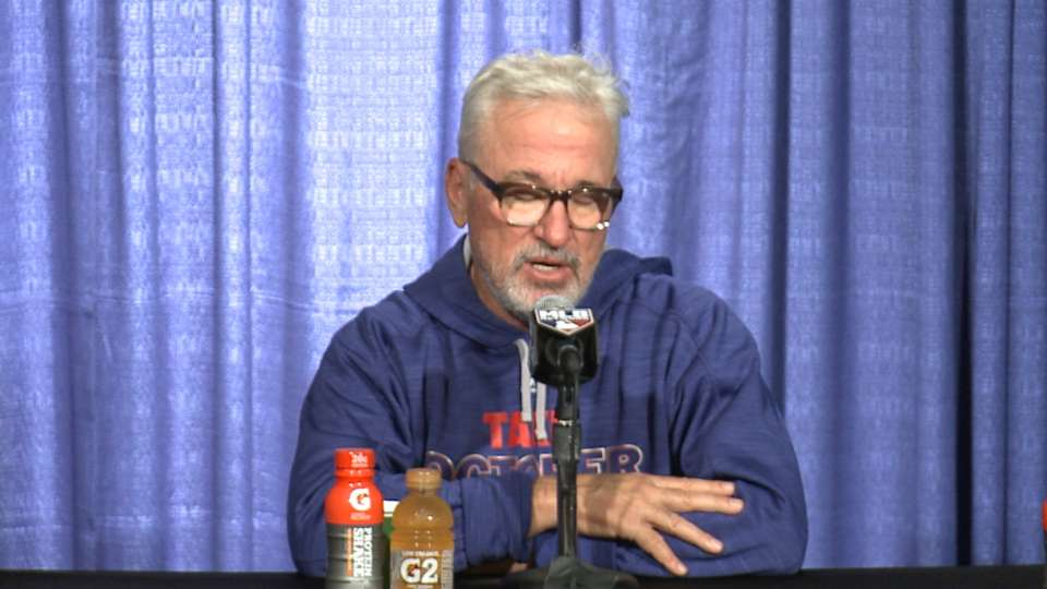 Maddon on losing NLCS vs. Mets